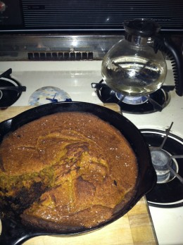 Rendition of Carrot Love Pie