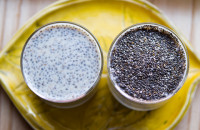 Nice and Cool Chia Seed Pudding