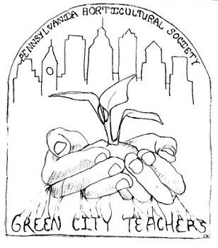 Green City Teachers logo 2010
