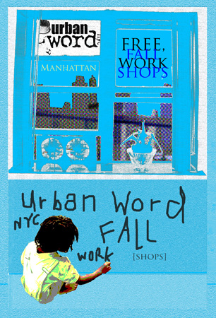 Urban Word FLyer 2007