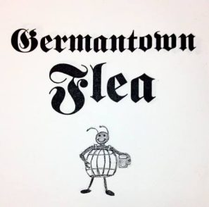Germantown Flea at Grumblethorpe is on!! First Saturdays of the month, April-October!!