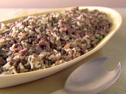 Curried Lentil and Rice Casserole