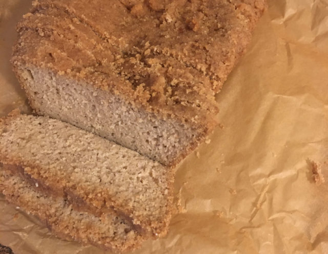 Gluten Free Bread (vegan option)