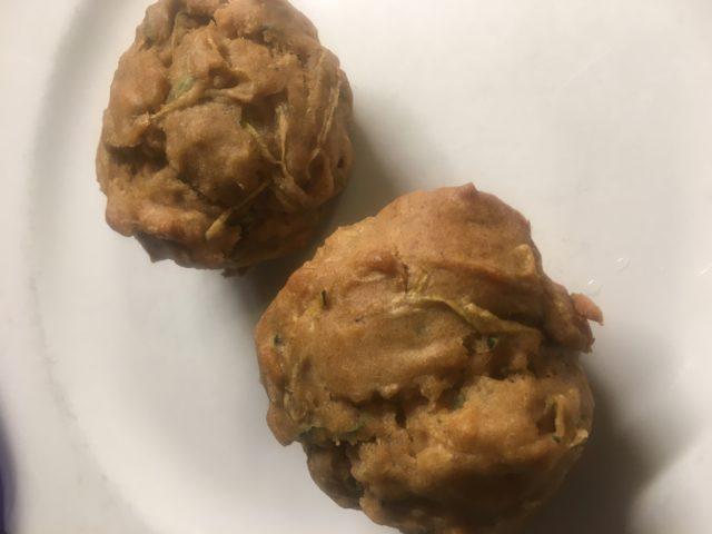 Another Zucchini Muffin Recipe GF DF