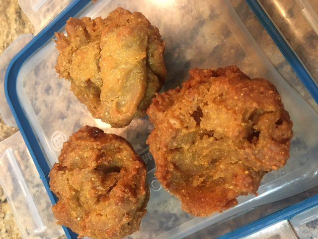 Gluten Free Vegan Cornbread Muffins